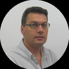 Óscar Pérez, psicólogo en grupoVOLMAE