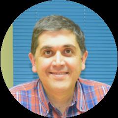 Ángel Gabriel López, psicólogo y trabajador social en grupoVOLMAE