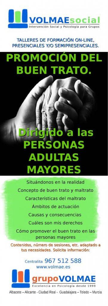 15 Junio: Día internacional del buen trato al adulto mayor. 1