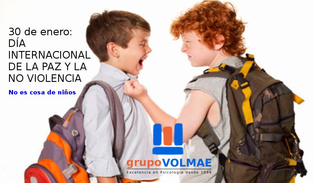 30 de Enero: DÍA INTERNACIONAL DE LA PAZ Y LA NO VIOLENCIA