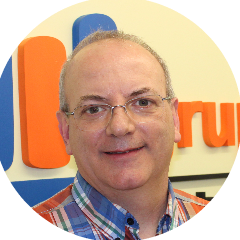 Jesús Javier Valerio, psicólogo en grupoVOLMAE