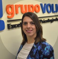 Azucena García, psicóloga en grupoVOLMAE