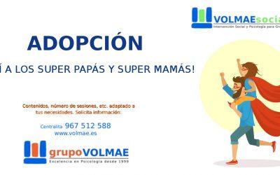 ADOPCIÓN, ¡SÍ A LOS SUPER PAPÁS Y SUPER MAMÁS!