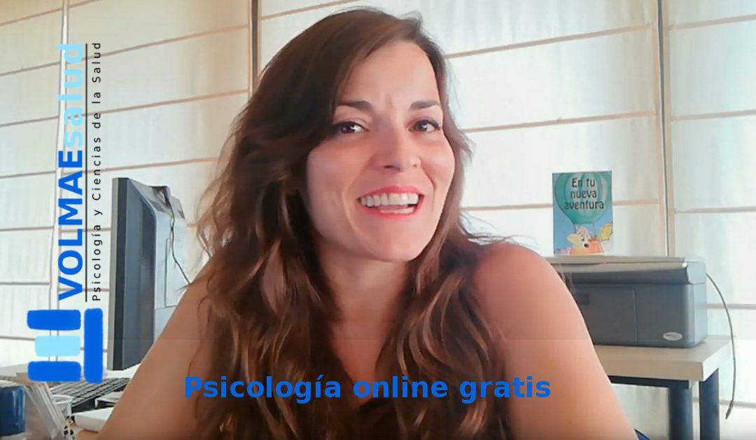 Psicología online gratuita