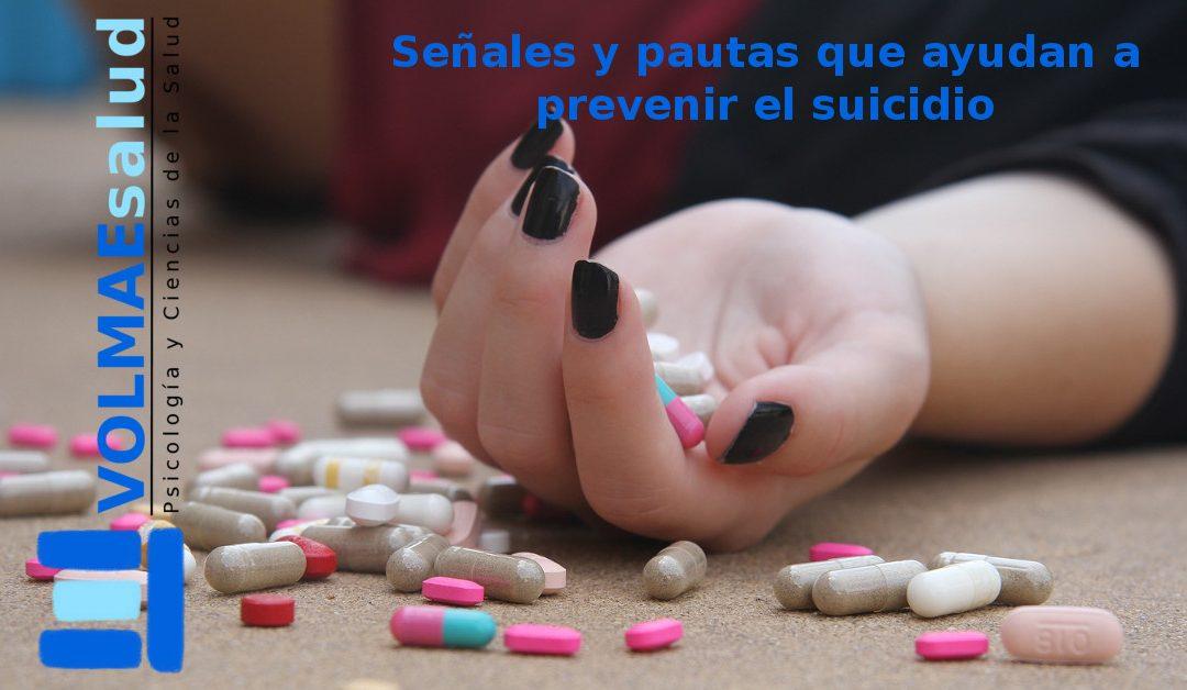 Señales y pautas que ayudan a prevenir el suicidio