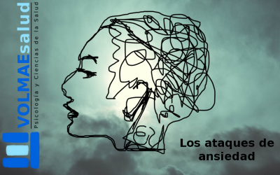 Los ataques de ansiedad