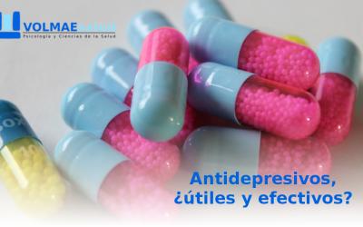 Antidepresivos, ¿útiles y efectivos?