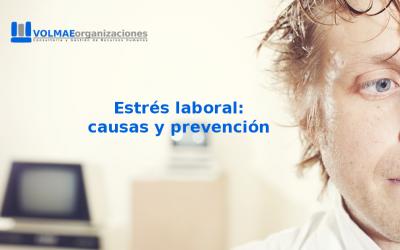 Estrés laboral: causas y prevención