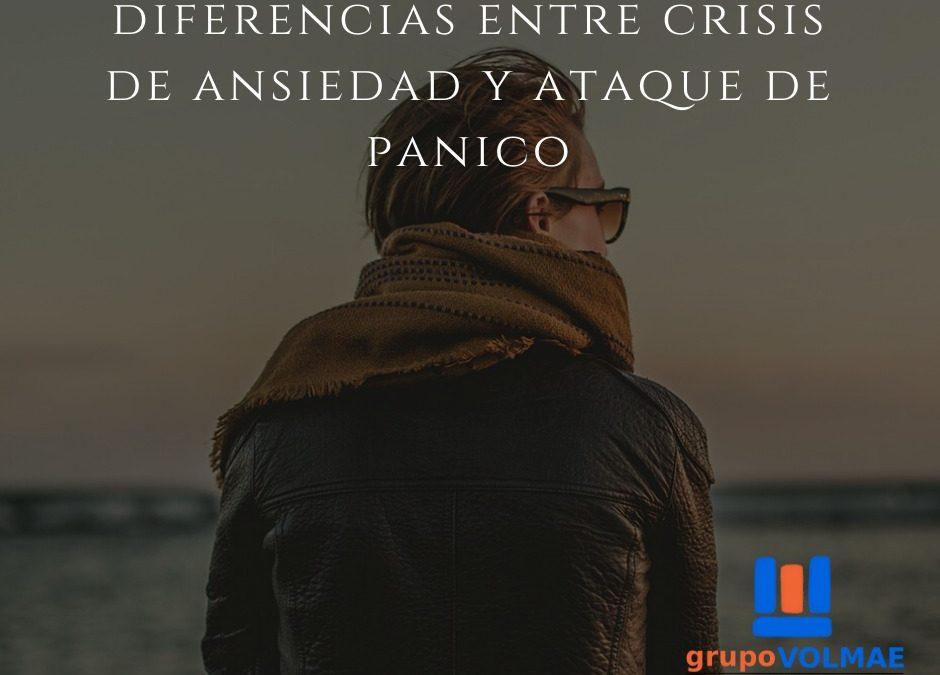 Ansiedad vs Pánico